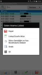 caller-id - android-caller-id-gelen-aramalar-menu